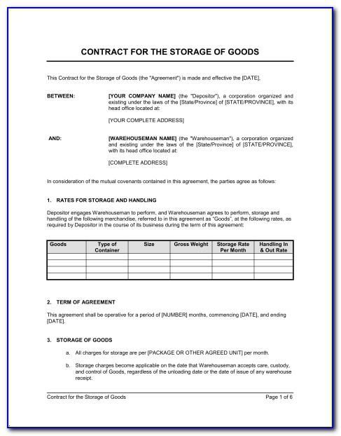 Data Warehouse Service Level Agreement Template
