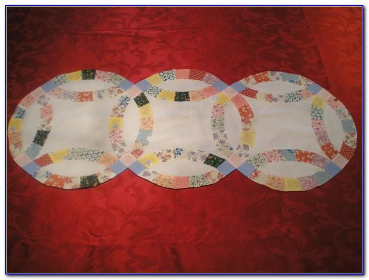 Double Wedding Ring Quilt Pattern Templates Free