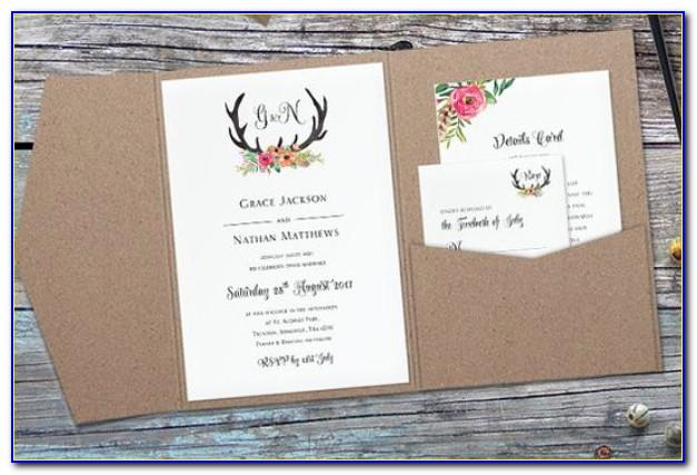 Editable Wedding Invitation Templates Ppt
