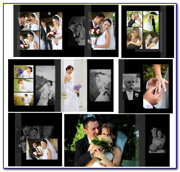 Free Photoshop Wedding Album Templates Downloads