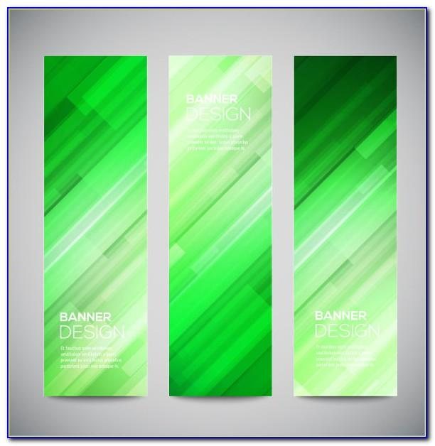 Free Vertical Banner Design Templates