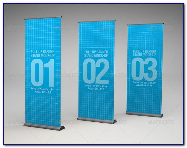 Free Vertical Banner Templates