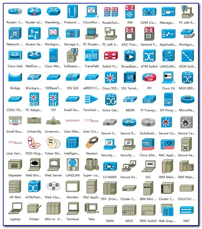 Free Visio Network Stencils Download