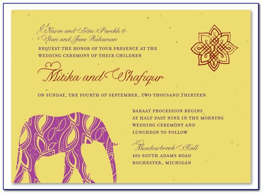 Free Wedding Invitation Templates Nz