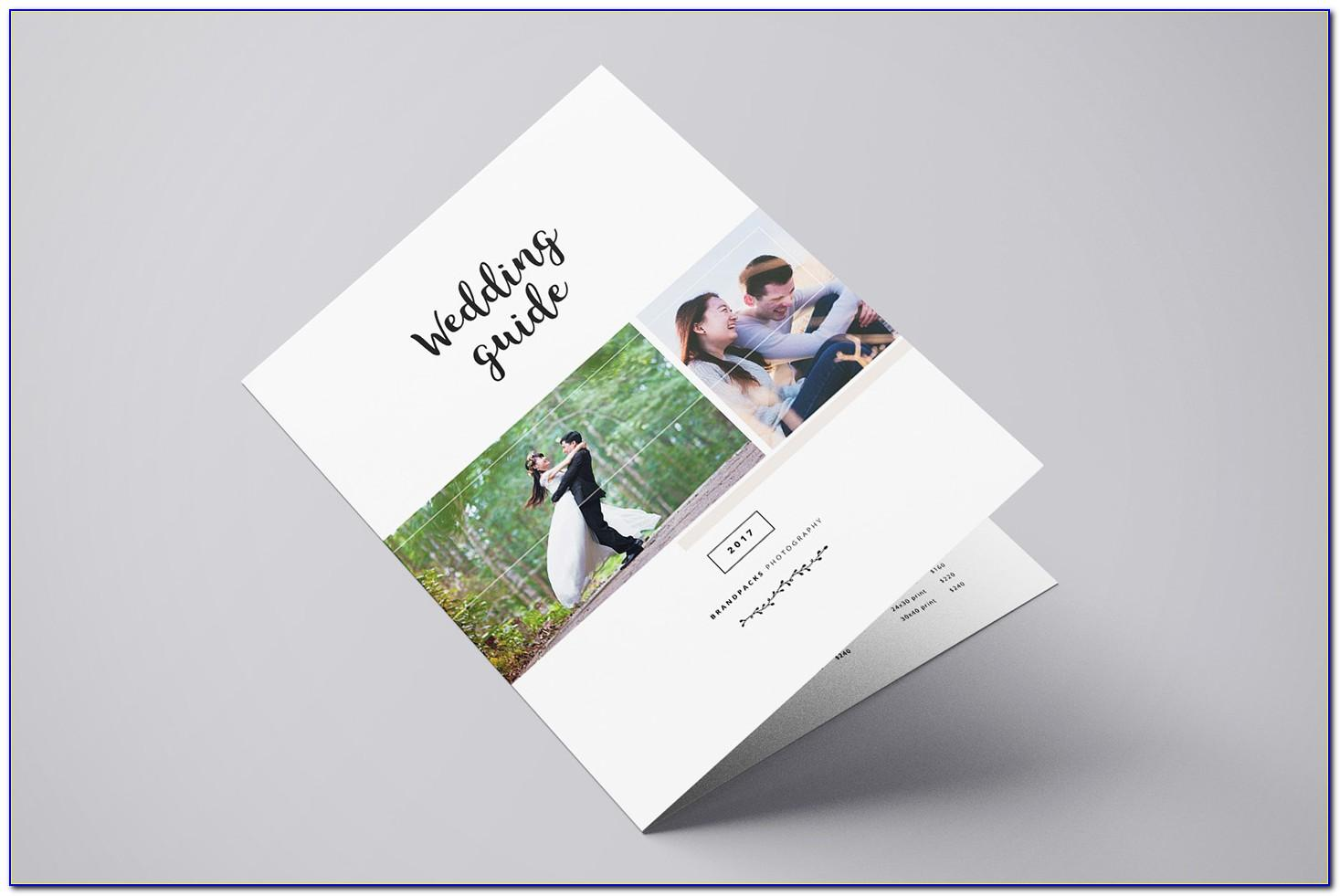 Free Wedding Photography Marketing Templates