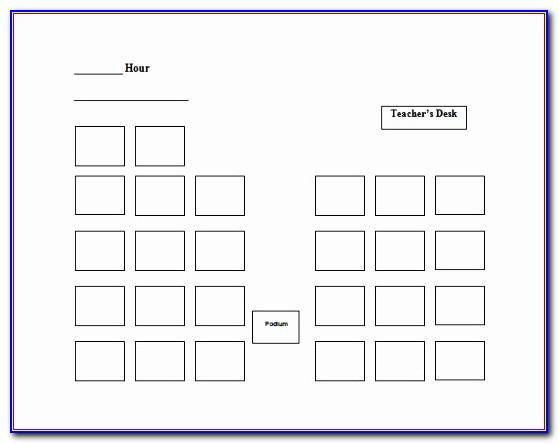 Free Wedding Seating Chart Template Microsoft Excel