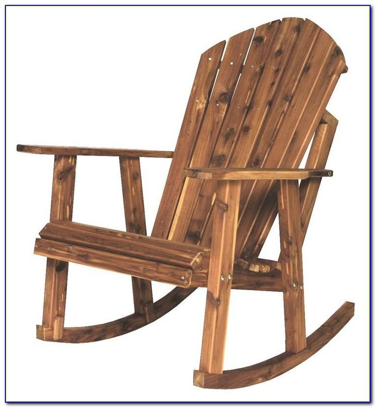 Free Wooden Rocking Chair Designs