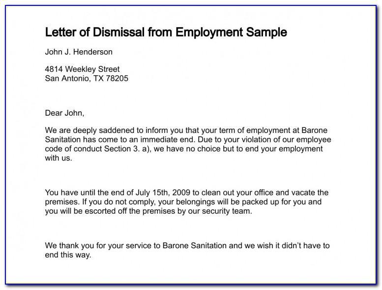 How Do You Write A Resignation Letter Sample