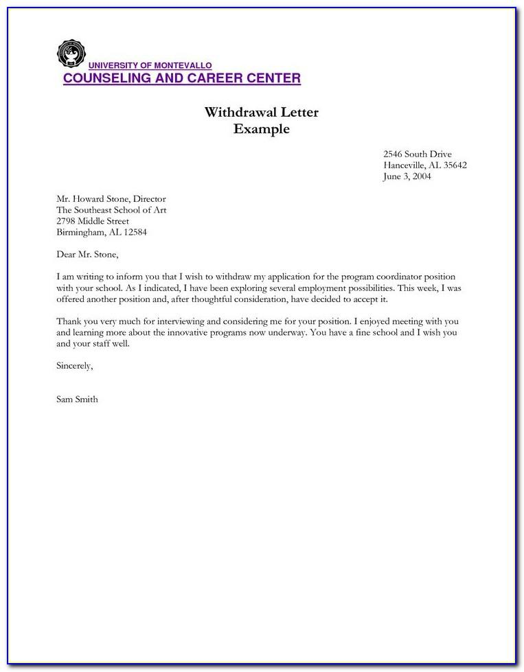 How To Write Resignation Letter In English Format