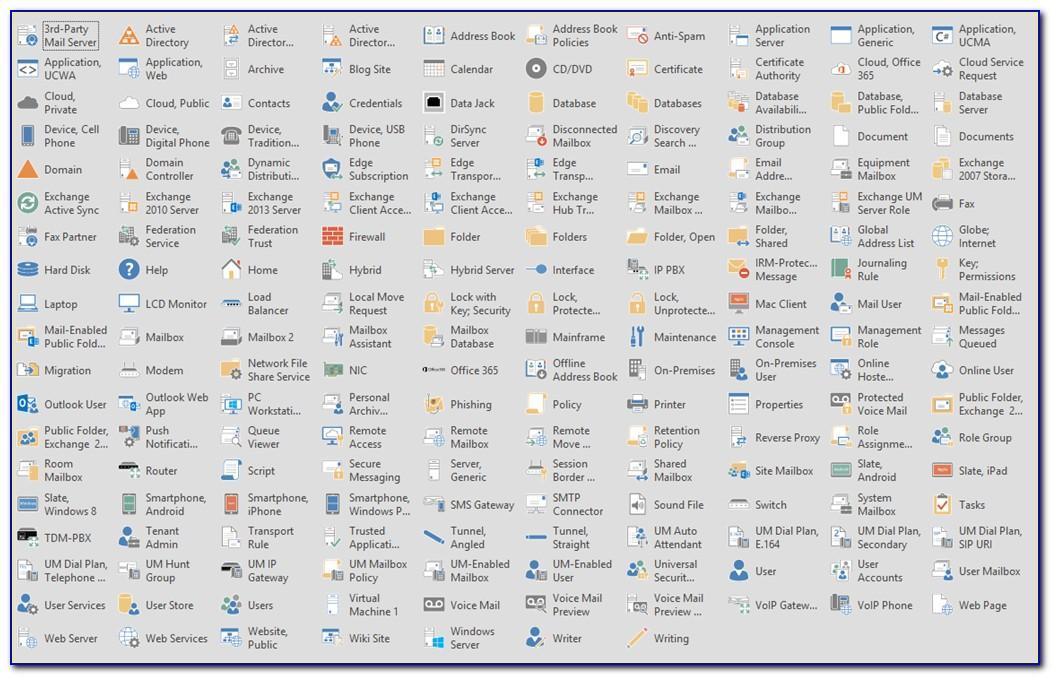 Microsoft Visio 2013 Cisco Stencils