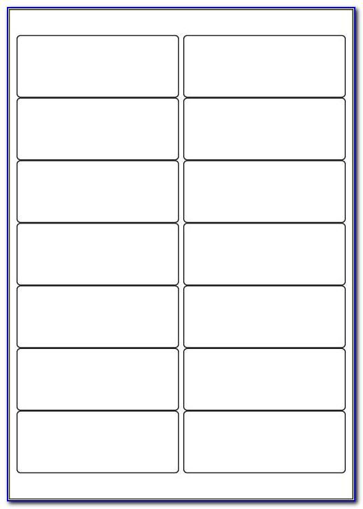 Microsoft Word Label Template 14 Per Sheet