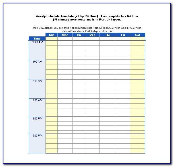 Multiple Employee Weekly Timesheet Template Excel
