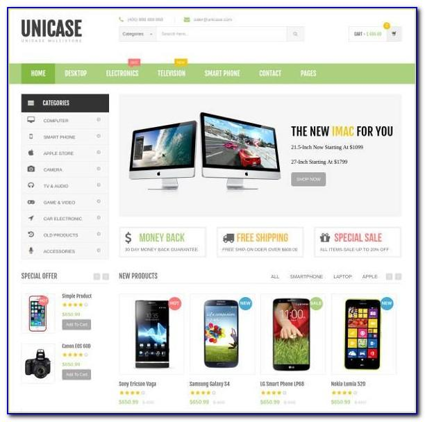 Personal Web Page Template Free