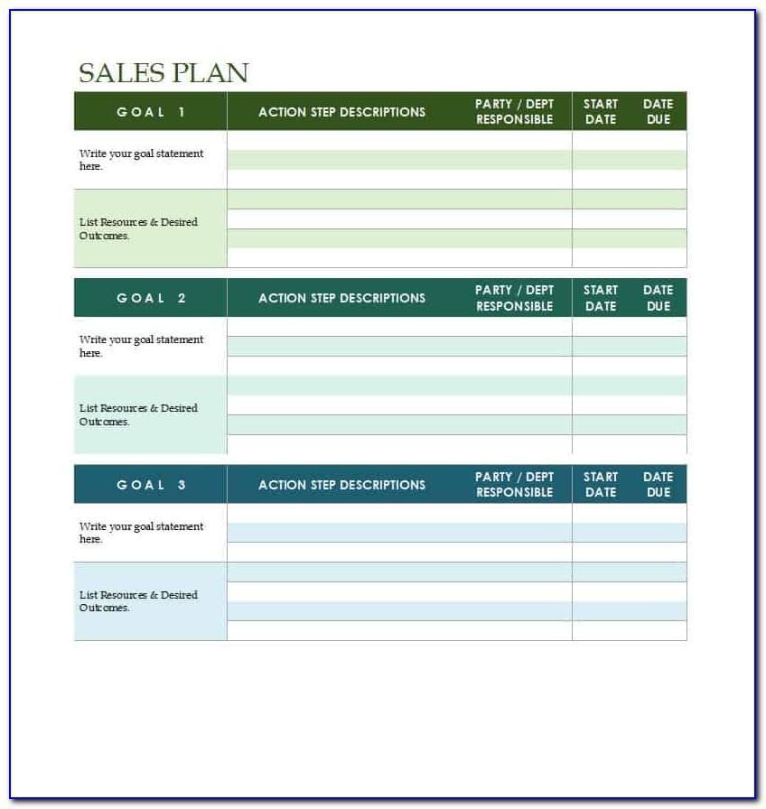Sales Call Report Format Excel