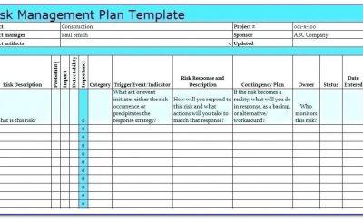 Vendor Management Program Example