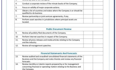 Vendor Performance Evaluation Template Excel