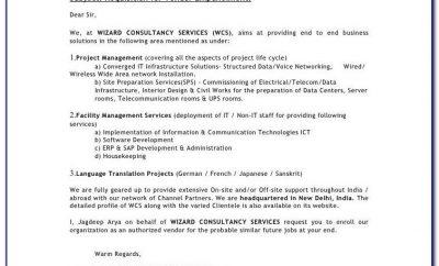 Vendor Registration Renewal Letter Sample