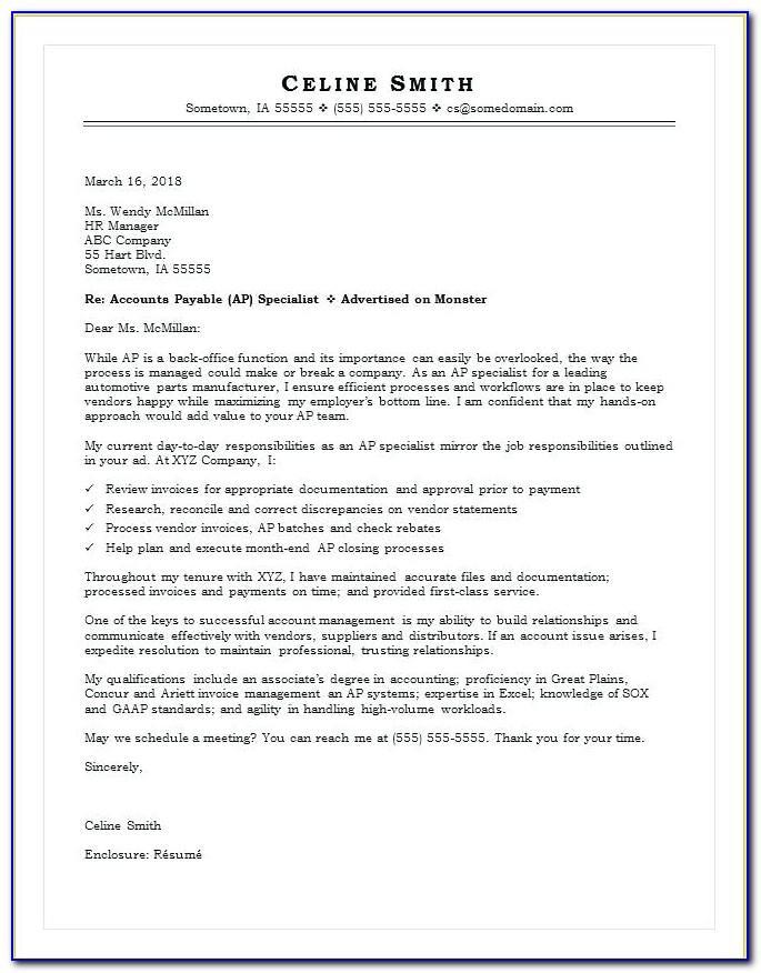 Vendor Registration Request Letter Sample