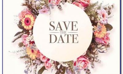 Vintage Wedding Invitations Templates Free Download