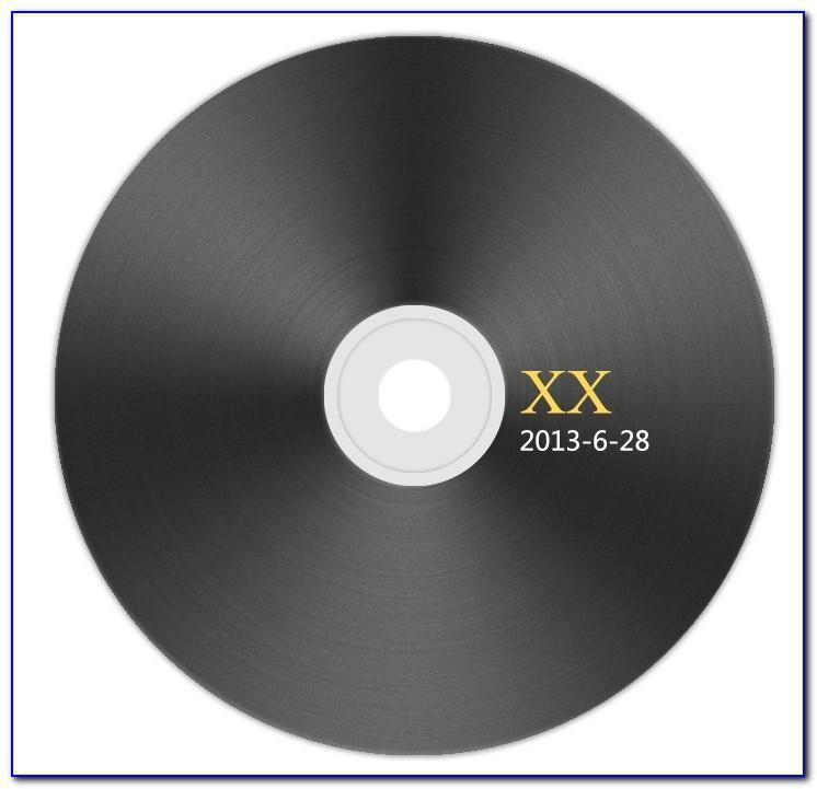 Vinyl Label Template Psd