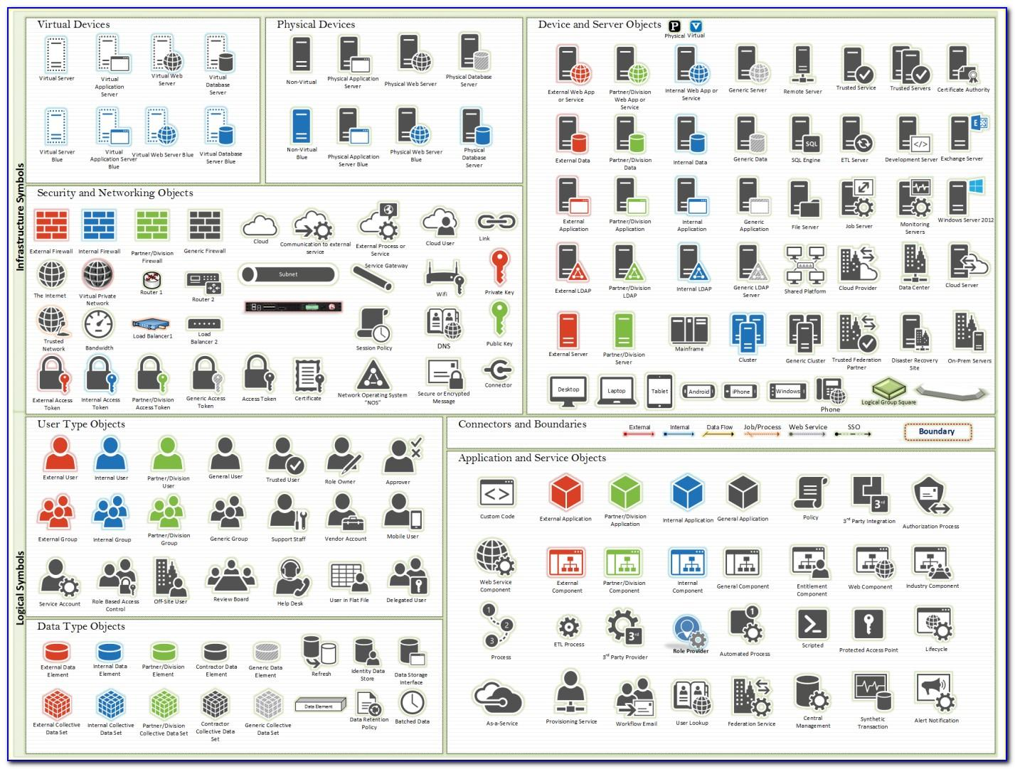 Visio 2010 Network Shapes Download