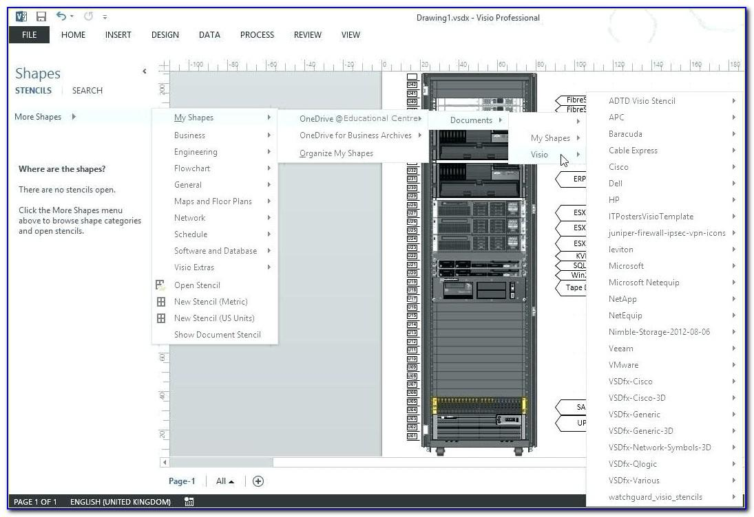 Visio 2010 Project Management Templates