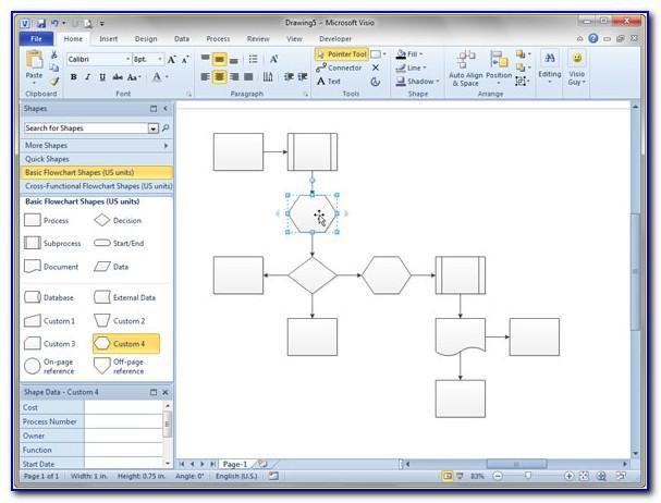 Visio 2013 Data Flow Diagram Stencil Download
