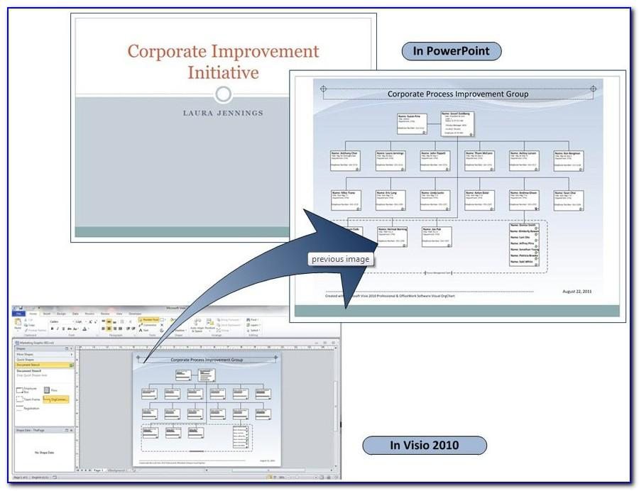 Visio Project Plan Template Download