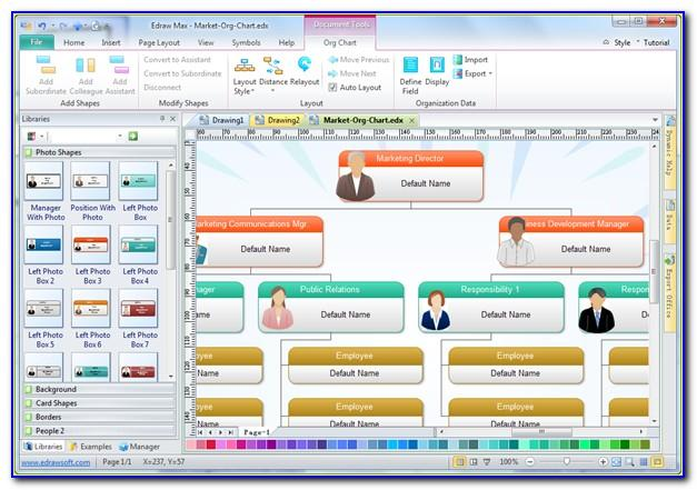 Visio Shapes Free Network