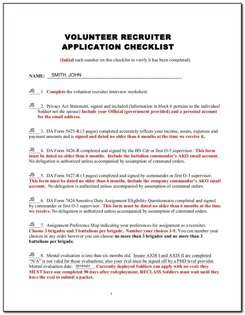 Volunteer Waiver Form Ontario