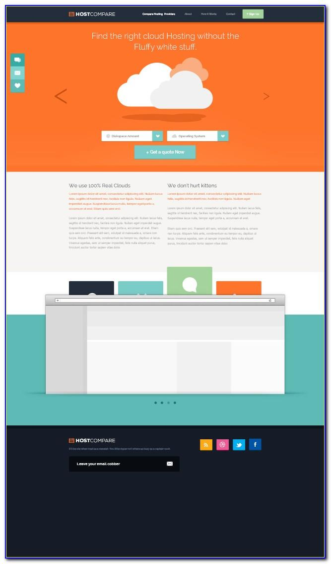 Web Design Templates Free Dreamweaver