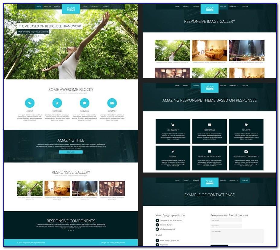 Web Template Design In Photoshop Tutorial Pdf