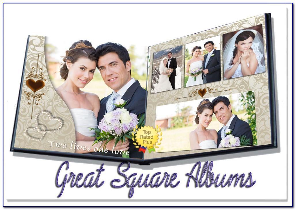 Wedding Album Design Templates Free Download Photoshop Psd