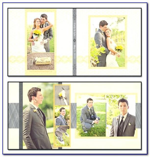 Wedding Album Design Templates Free Download