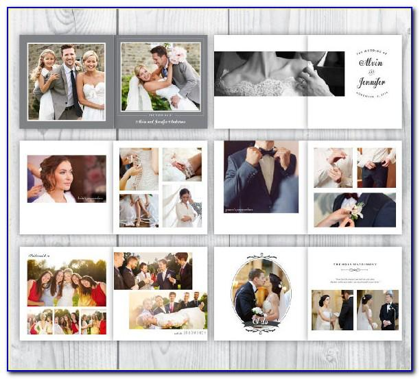 Wedding Album Templates Download