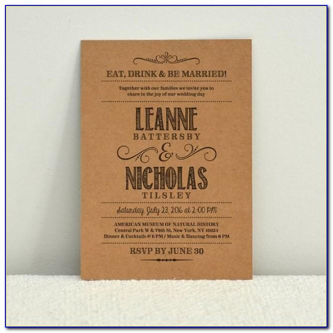 Wedding Card Templates For Word