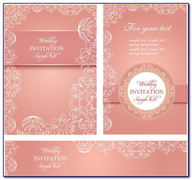 Wedding Invitations Templates Free Download