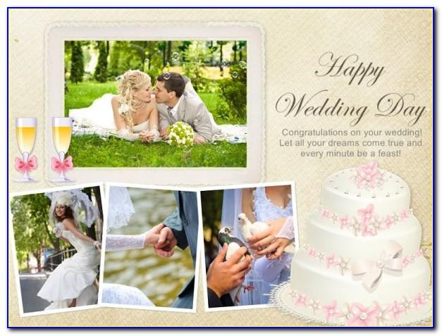 Wedding Photo Montage Video Template