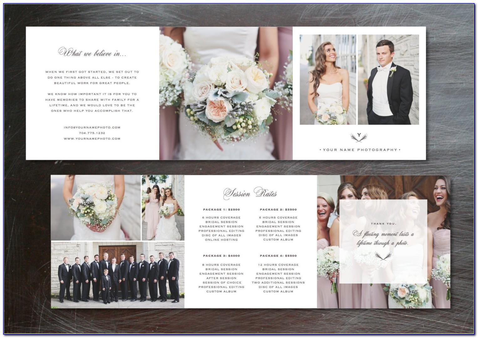 Wedding Photography Contract Template Word Free