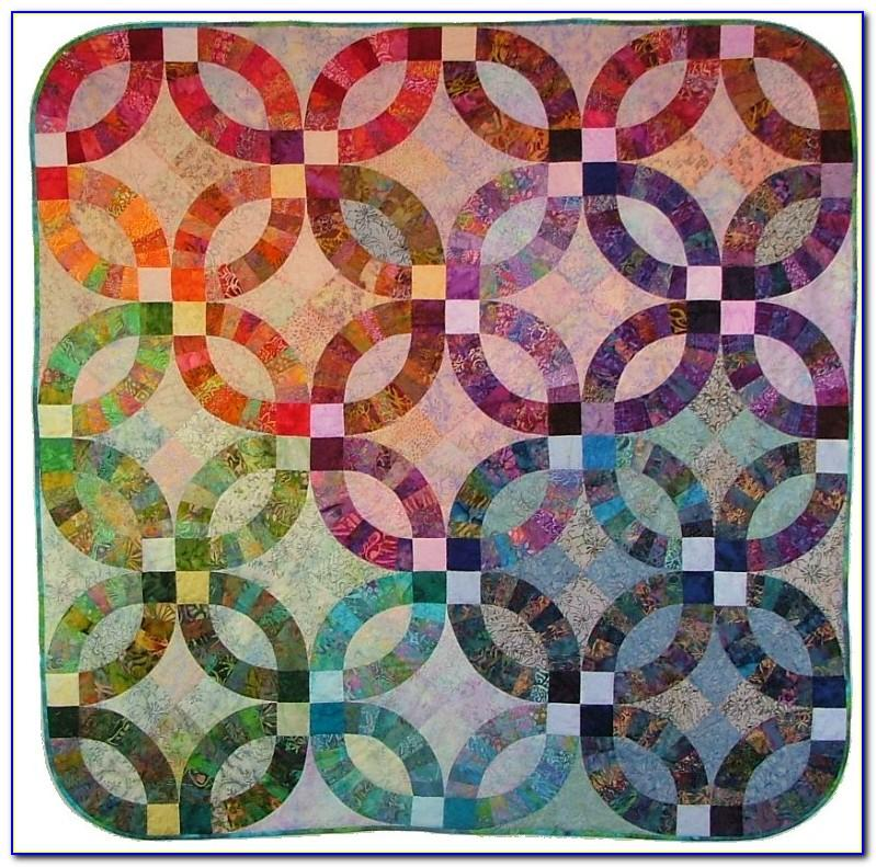 Wedding Ring Quilt Patterns For Beginners