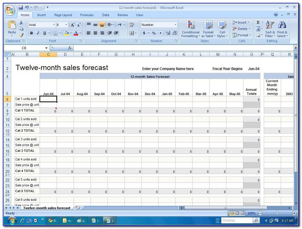 Weekly Meeting Agenda Template Excel