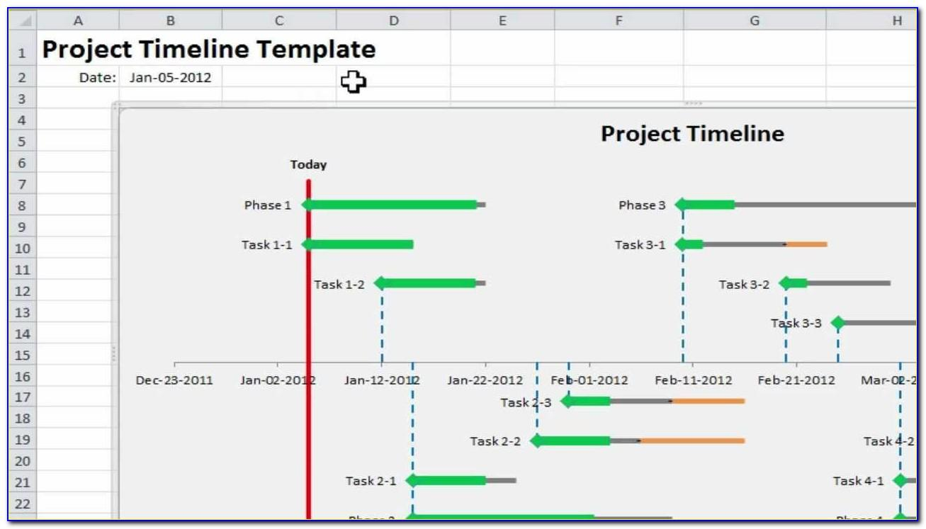 Weekly Project Plan Template Excel