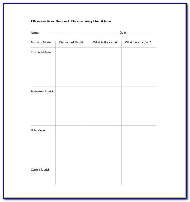 Weekly Workout Schedule Template Pdf