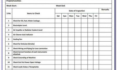 Welding Inspection Report Format Pdf