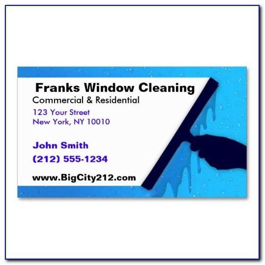 Window Cleaning Proposal Sample
