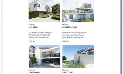 Wix Real Estate Template