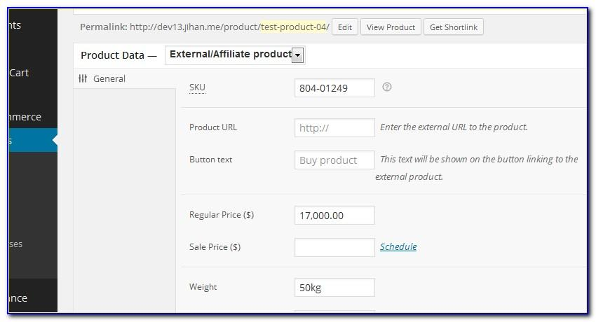 Woocommerce Template In Theme