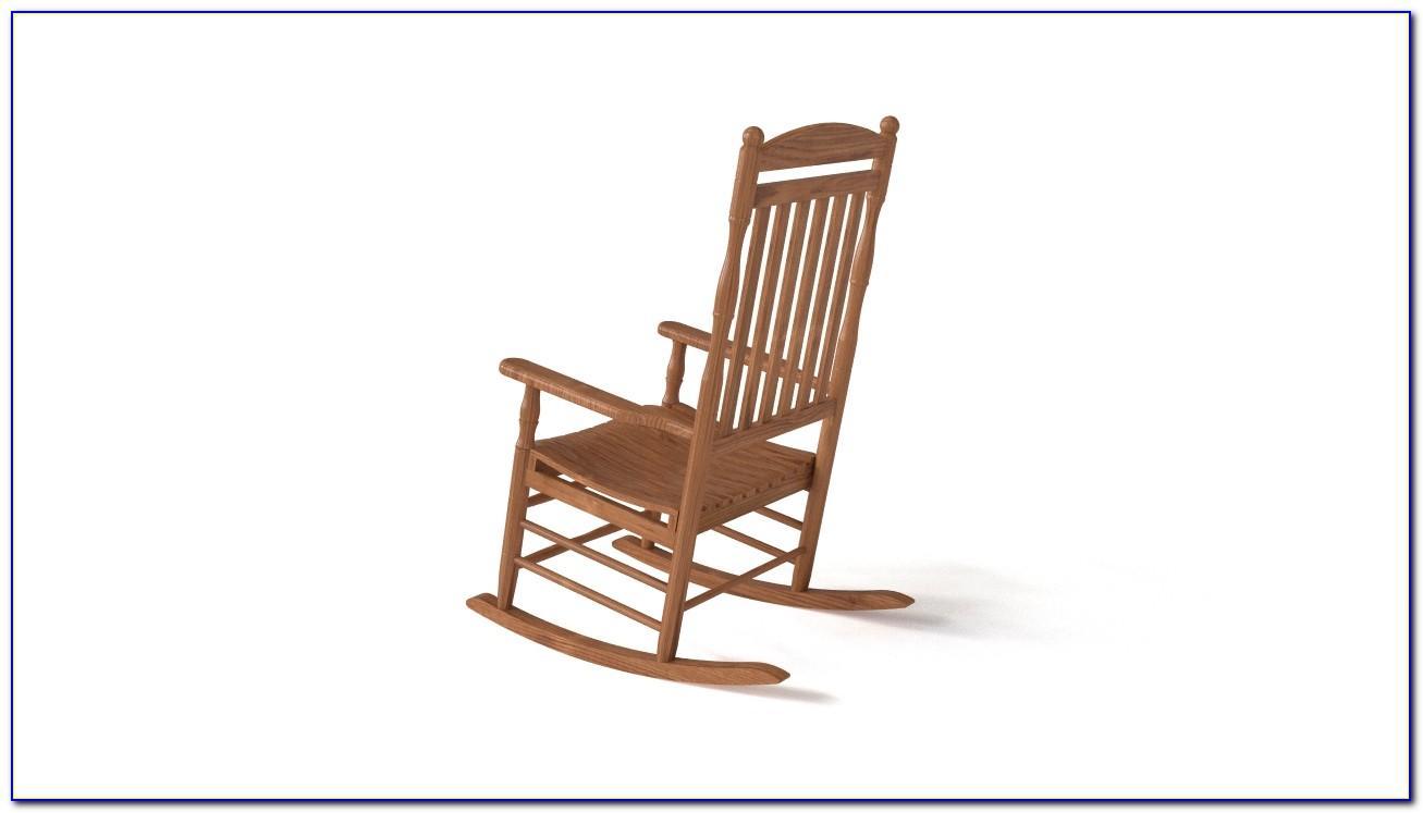 Wood Rocking Chair Making
