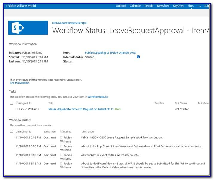 Workflow Diagram Microsoft Powerpoint