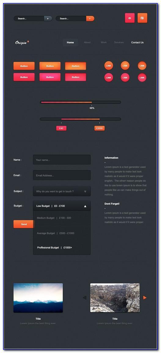Xara Web Designer Ecommerce Templates